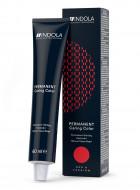 Крем-краска Indola Profession RED&FASHION 5.77 Светлый коричневый фиолетовый экстра 60мл: фото