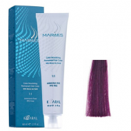 Крем-краситель стойкий без аммиака Kaaral Maraes Nourishing Permanent Hair Color V фиолетовый 60 мл: фото